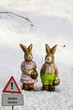Symbolfoto Weiße Ostern