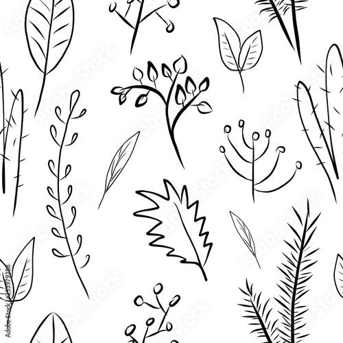 Tapety Kwiaty botaniczny-obraz-cyfrowy-wzor
