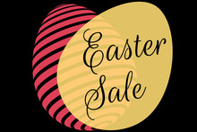 Modern Trendy Easter Special S...