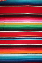 Mexican Poncho Mexico Background  Backdrop Serape Blanket Rug Traditional Cinco De Mayo Rug Poncho Fiesta Background With Stripes