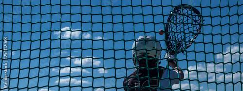 Fotografía lacrosse goalkeeper