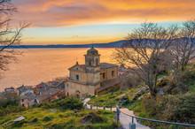Trevignano Romano (Italy) - A ...