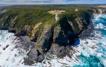 Aerial View Of Australia's Mos...