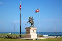 Gregorio Luperon Monument