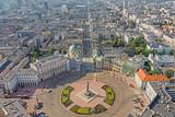 Fototapeta Miasto - The city of Lodz, Poland