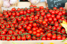 Cherry Tomatoes On The Market