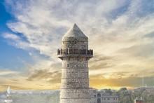 Minaret Of Renovated Abdiaziz ...