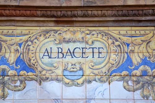 Albacete; Plaza de Espana; Seville