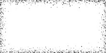 Scattered Dense Balck Dots. Dark Points Dispersion