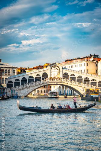 Türaufkleber Gondeln Venecia Italia, ciudad del amor y las gondolas.