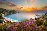 Fototapeta Fototapety na sufit - Mediterranean sea landscape