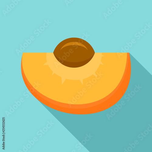 Fotografía  Tasty apricot icon