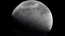 Moon Surface.High Quality, Res...