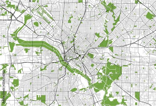 map of the city of Dallas, Texas, USA – kaufen Sie se ... Dallas Texas Usa Map on