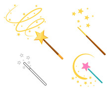 Magic Wand Set