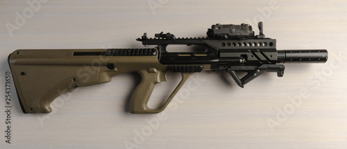 Photo  subject shooting accessories military