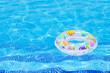 Inflatable baby wheel