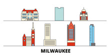United States, Milwaukee City ...