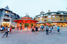 WHISTLER, CANADA - AUGUST 12, ...