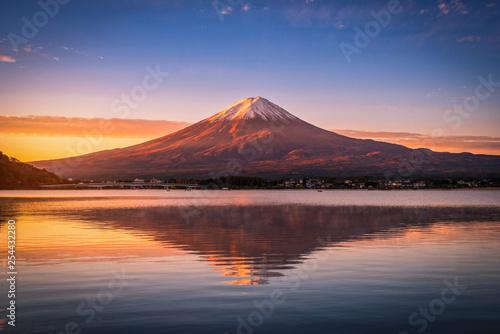 Obraz na plátne Landscape image of Mt