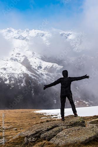 Photo  Joie de la montagne