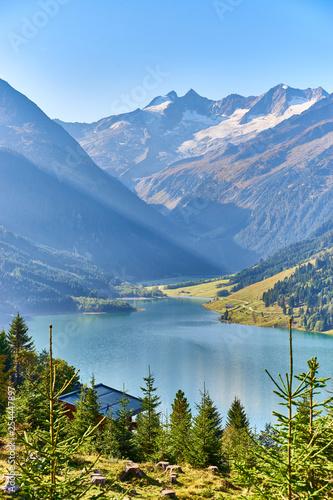 Photo  Stunning Lake in Tirol / Reservoir Durlaßboden