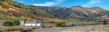 Park City Utah Panorama - Summer