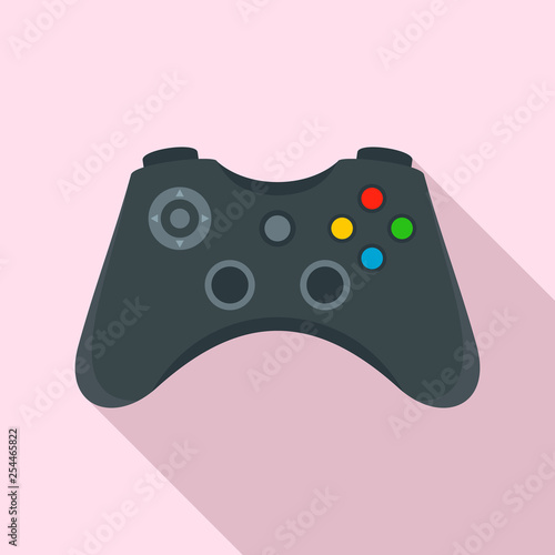 Fotomural Gamepad control icon