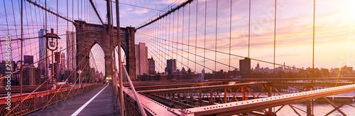 Photo  Brooklyn Bridge in New York City