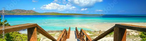 Photo  magischer Strand auf Sardinien