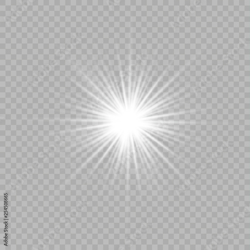 Obraz Light flare special - fototapety do salonu