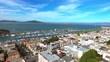 Presidio of San Francisco. Bay.