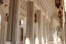 Mosquée De Muscate (Oman)