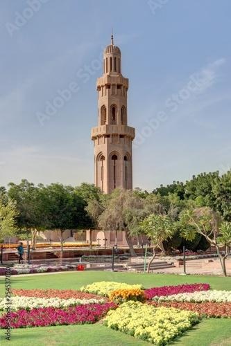 Fotografía  Mascate (Muscat), capitale du sultanat d'Oman