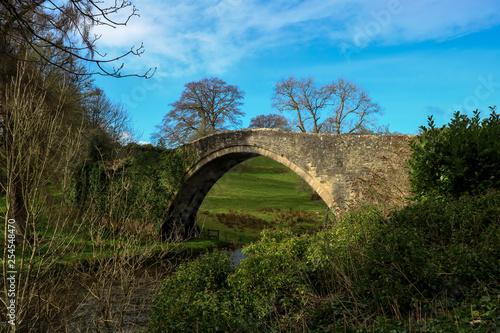 Fotografia Brig O Doon Alloway Ayr Scotland