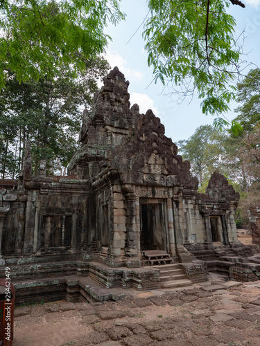 Foto  Ta Prohm Temple in Angkor, Cambodia