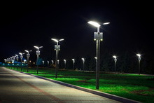 Public Park Infrastructure, Night Lighting