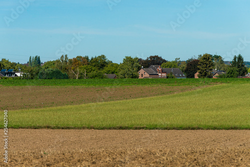 Fotografie, Obraz  farmland landscape in Europe