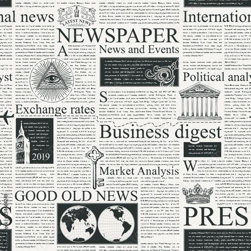 wektor-wzor-z-kolumnami-gazetowymi-nieczytelny-tekst-na-stronie-gazety-stara-gazeta