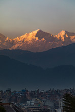 Kathmandu Mountains