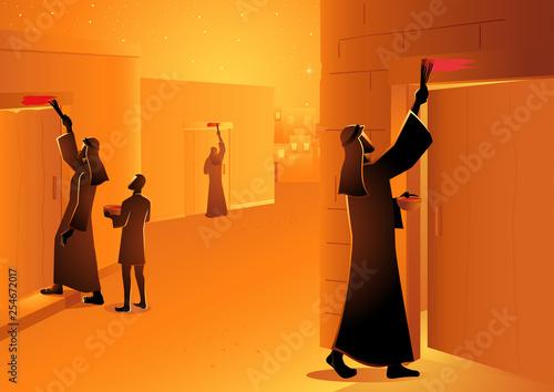 Fototapeta Sacrifice of Passover obraz