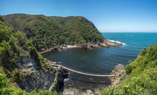 Storms River Suspension Bridge...