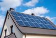 Solarenergie auf einem Eigenheim