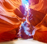 Antelope Canyon is a slot canyon in the American Southwest.
