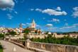 Cathedral of Santa Maria de Segovia in the historic city of Segovia, Spain