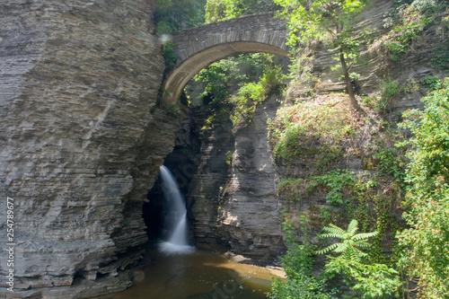 Photo  Watkins Glen State Park, New York