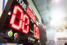 Digital Score Board In Sport H...
