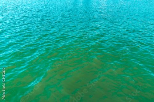 Fotografiet  Water surface background