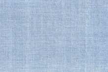 Blue Cotton Weave Farbric Text...