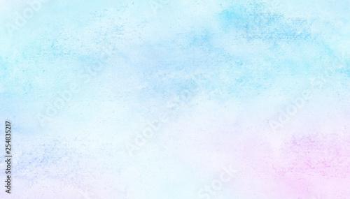 Fotografía  Grungy ink colors wet effect canvas aquarelle background